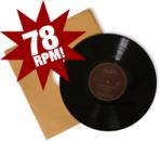 Matt and George & Their Pleasant Valley Boys: Heavy Traffic Ahead b/w I Hear a Sweet Voice Calling (78 rpm)