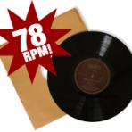 Matt & George and their Pleasant Valley Boys: Heavy Traffic Ahead b/w I Hear a Sweet Voice Calling (78 rpm)